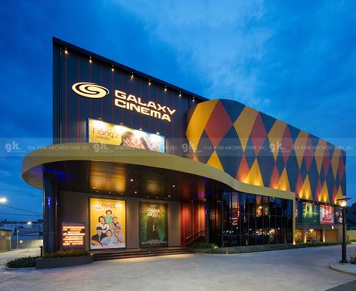 Hệ thống rạp chiếu phim Galaxy
