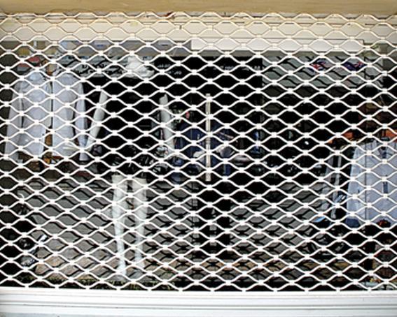 Cửa cuốn lưới mắc võng MV-04