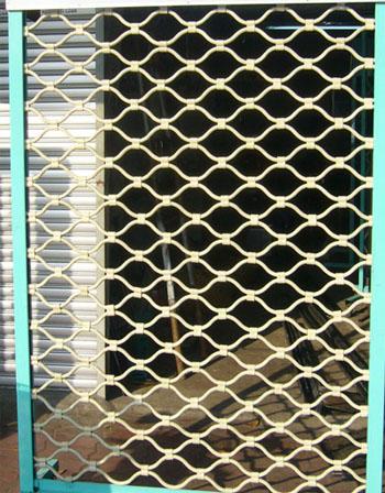 Cửa cuốn lưới mắc võng MV-09